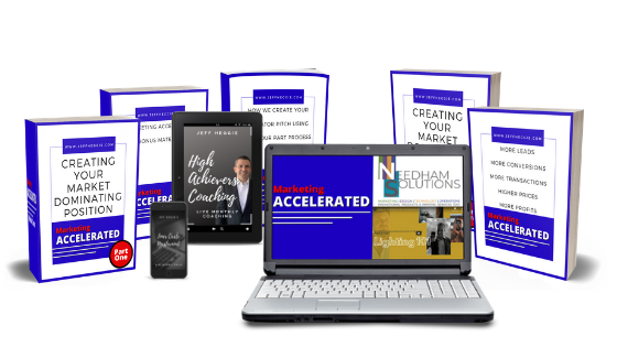 Marketing Accelerated Course and Bonus Material