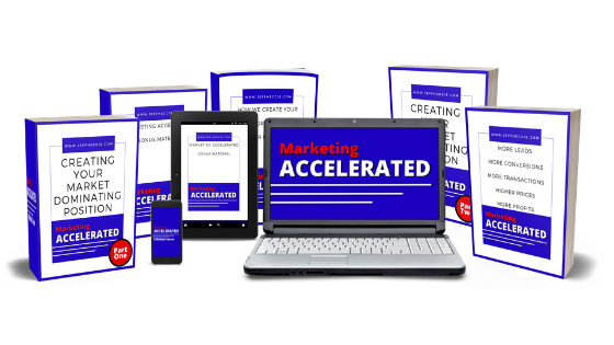 Marketing Accelerated Course and Bonuses